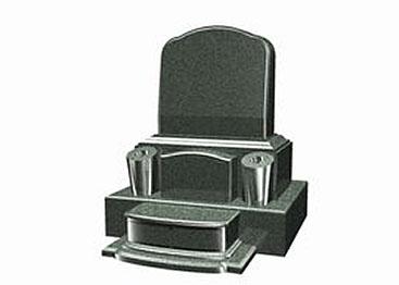 「洋型」墓石